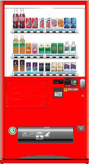 国人が初めての日本旅行でショックを受ける20のこと自販機