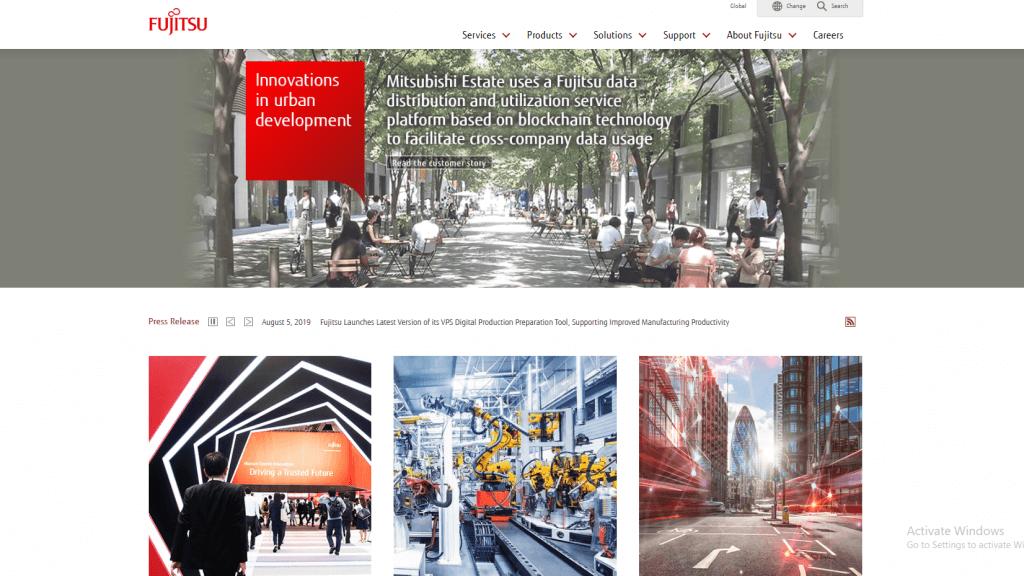 海外で評価されている製造業のグローバルサイト10選_日本企業編_fujitsu