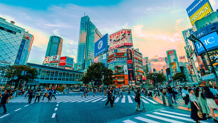 Japan inbound market