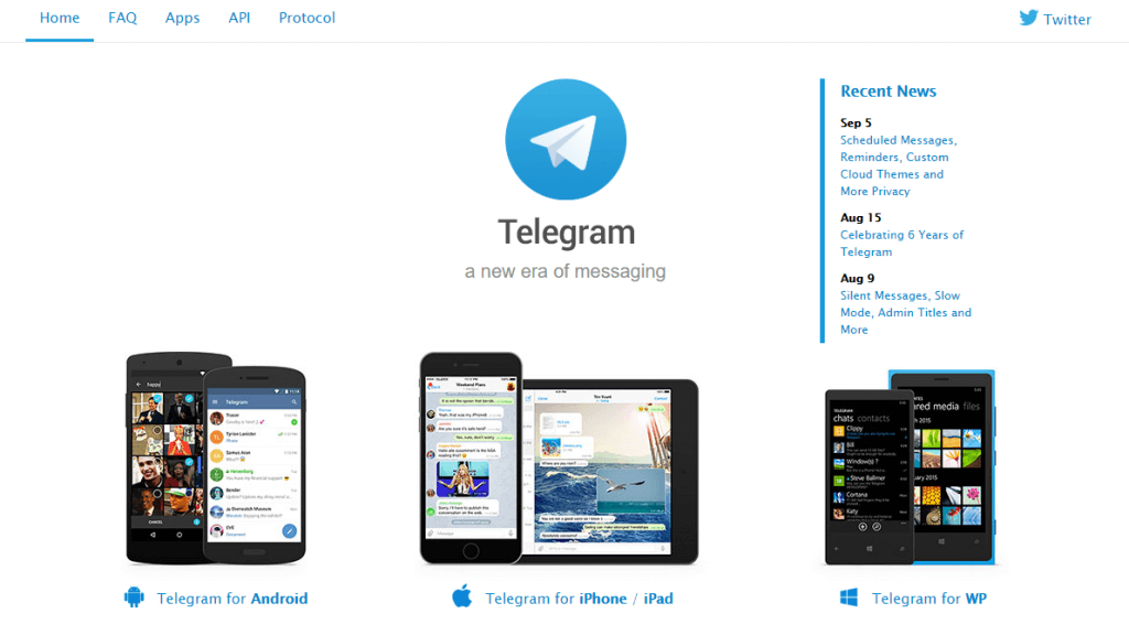 SNSプラットフォーム30-Telegramロシア