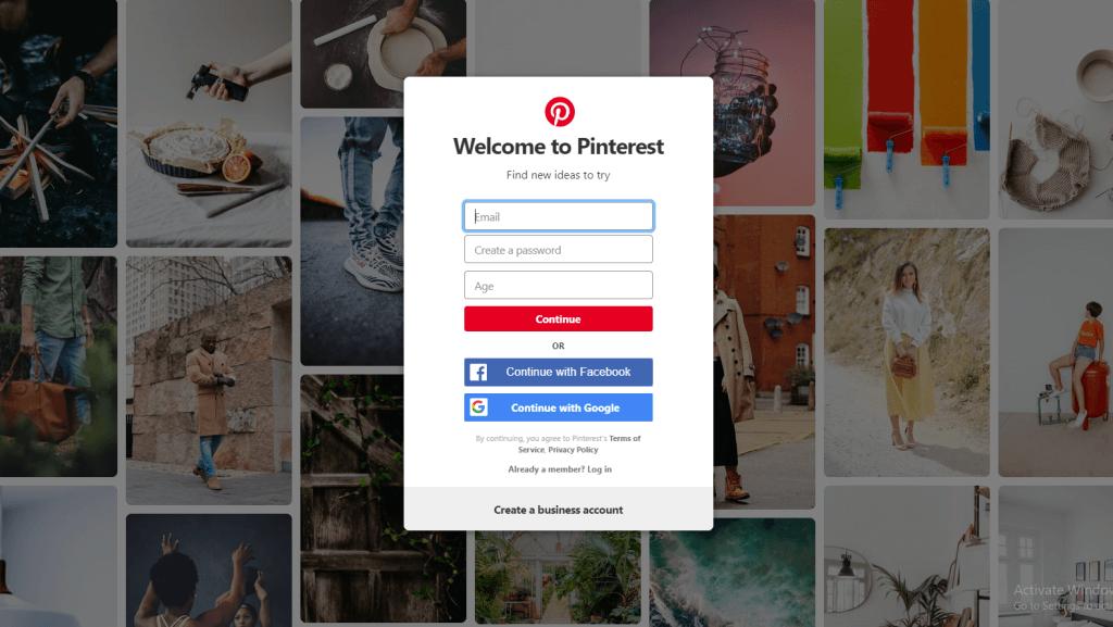 SNSプラットフォーム30-Pinterest