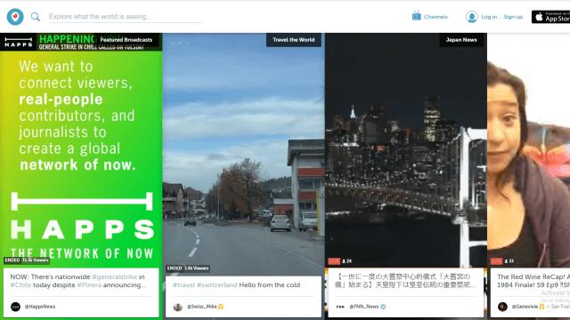 世界の動画プラットフォーム30選