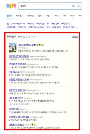 韓国検索エンジンDaumとは_Daum広告