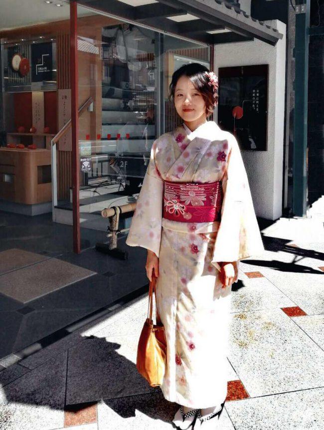 ラン_京都の生活写真