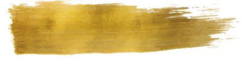 ゴールドーブラシストローク