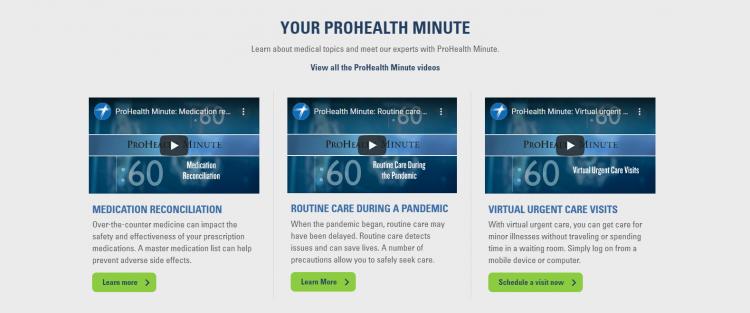 Website_ProhealthCare