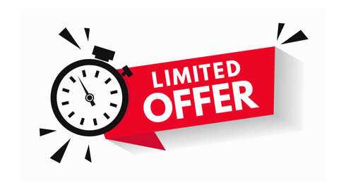 Limited Offer