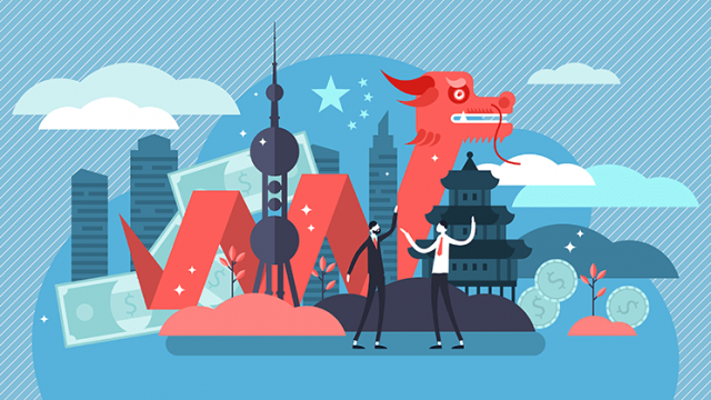 LinkedInを中国マーケットで活用する理由! -KV
