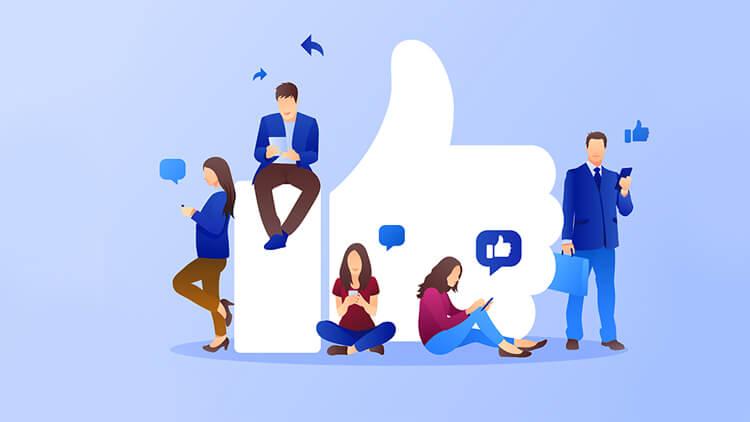 Facebook統計データ2021