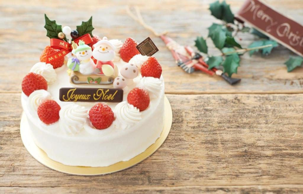 Japanese Christmas Cake.Christmas Cake Info Cubic Japan Blog